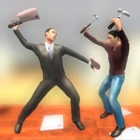 Office Assault - Cubicle Zombie Fighter