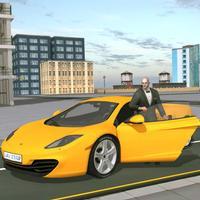 Car The Transporter Simulation 3d game