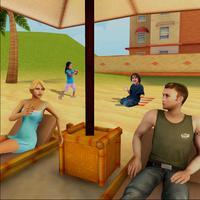 Family Vacation At Resort Town