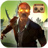 Vr Skelton Grave Land : New 3D horror Game