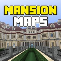 Mansion Maps for Minecraft PE - Minecraft Maps
