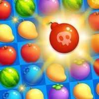 Fruits Crush Legend Delicious Sweetest Match 3
