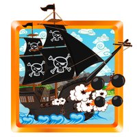 7 Seas Pirates Adventure Kids Game With Top New Shooting Pirate Ships And Fun FREE