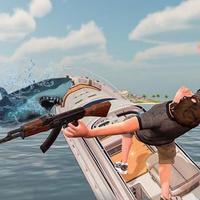 Shark Sniper Hunting Sim