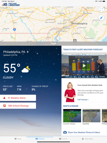 NBC10 Philadelphia App for iPhone - Free Download NBC10