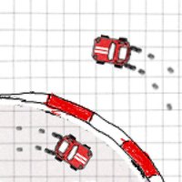 Doodle Car Racing - Zipcar Loop Drive