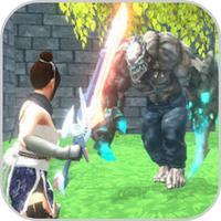 Fighting Monster:Samurai Power