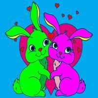 Kids Coloring Book - Cute Animals Ibaraki