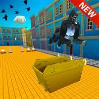 Gorilla Runner 3D