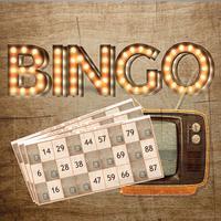 Bingo TV Cards
