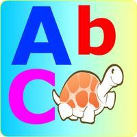 Bé học con vật và chữ cái