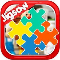 Lively Anpanman Jigsaw Puzzle