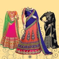 Women Traditional Photo Suit