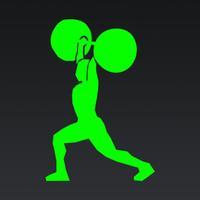 Upper/Lower 4 Day Gym Bodybuilding Split Pro