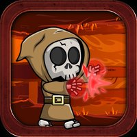 Skelly Mage Zombie Dungeon