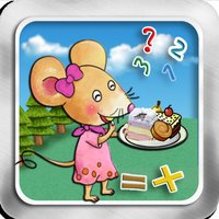Cake and Fruit:Delicious Number-Kimi's Picnic:Primar Math Free