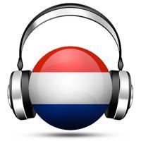Netherlands Radio Live Player (Nederland / Dutch)