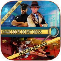 Mystery Crime Cases Scene