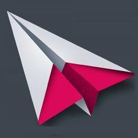 家庭折纸教学-视频简易纸飞机教程