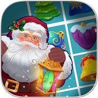 Santa Christmas Match 3 Puzzle
