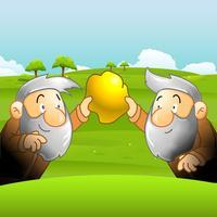 Đào vàng đôi - Gold Miner 2 Player