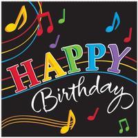 Happy Birthday Songs.