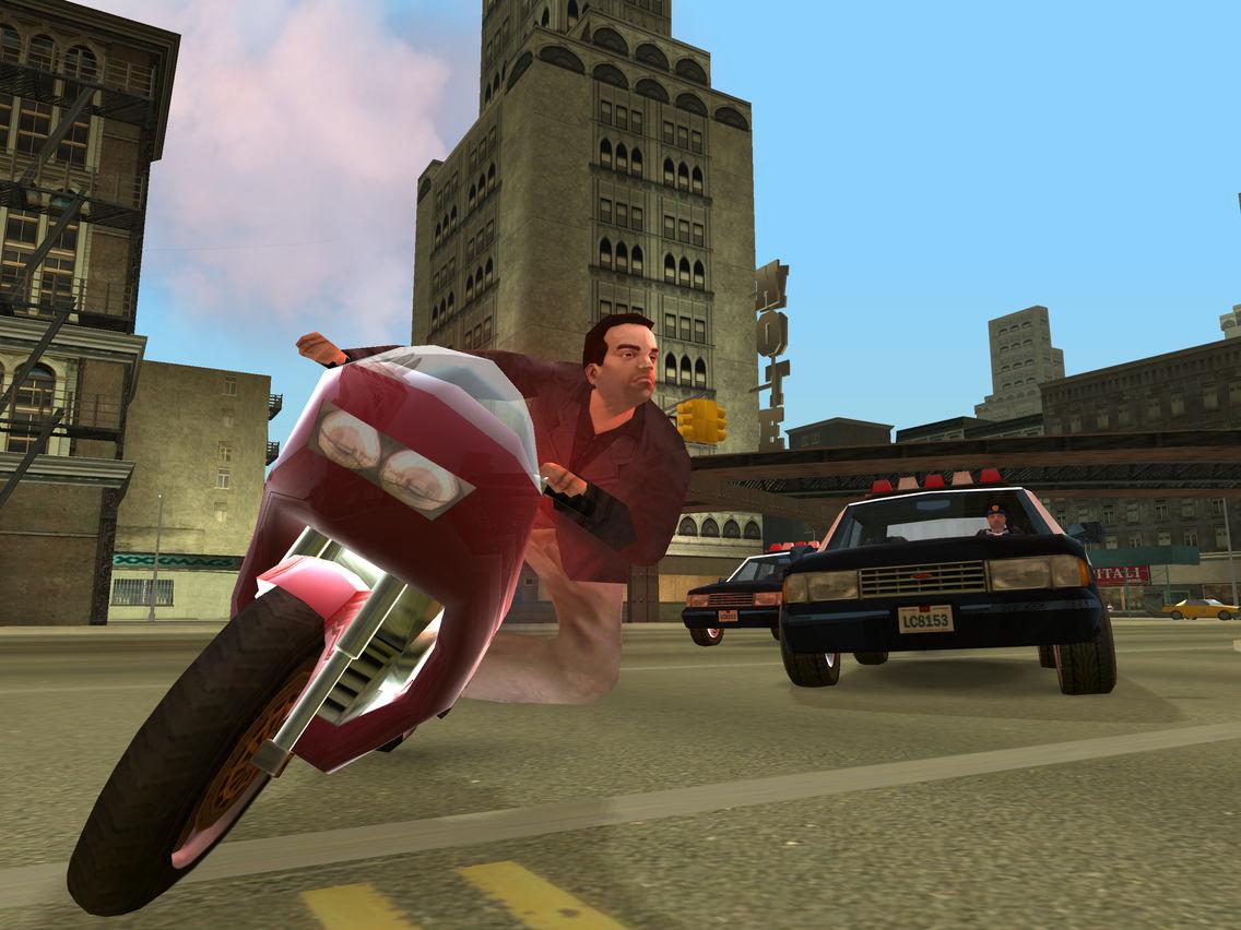 GTA: Liberty City Stories App for iPhone - Free Download GTA