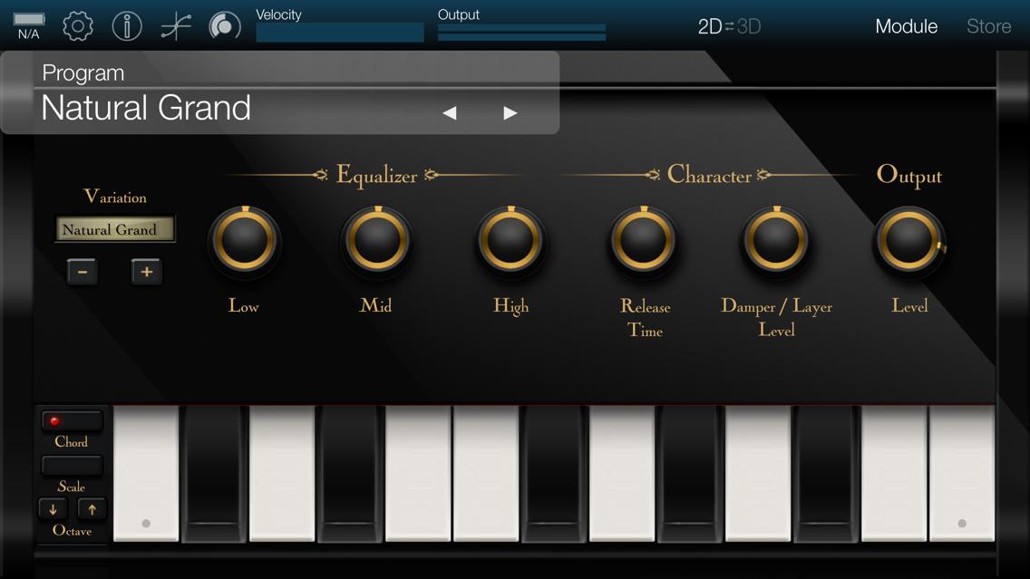 KORG Module App for iPhone - Free Download KORG Module for