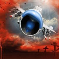 العاب اكشن - حرب الطائرات في عبر الفضاء