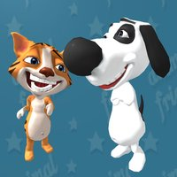 Big Bang Pets Kids - Funny in a Fast Race City
