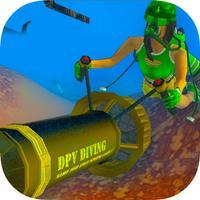 DPV Snorkeling