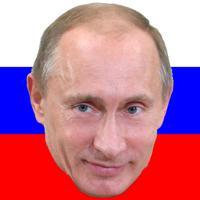 Vladimir Putin Emoji Stickers
