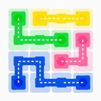 Connect xD — Match dots by color game
