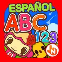 SPANISH ABC 123 Reading Writing Practice