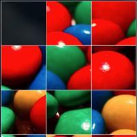 Slide Puzzle 3x5