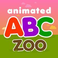 ABC Zoo: Animated Flash Cards