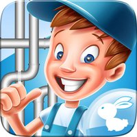 Plumber Connect Pipes Water