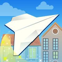 Glider.io: My Paper Plane Flight