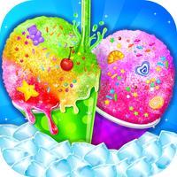 Snow Cone - Yummy Slushy Snow