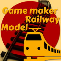 Game Maker Railway Model