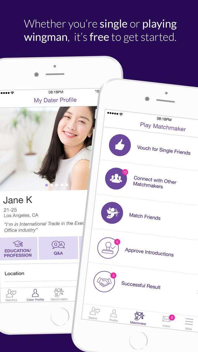 matchmaker dating app