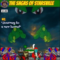 The Sagas of Starsville #1