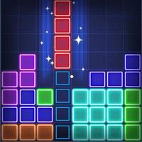 Glow Block Puzzle Legend