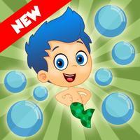 Bubble Shooting Version Guppies