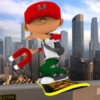Hoverboard Run Surfers - Fun Kids Games 3D Free