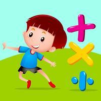 Kids Math Game - Test Your Maths Skills