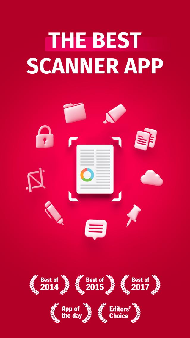 Scanbot - Scanner App PDF OCR App for iPhone - Free Download Scanbot