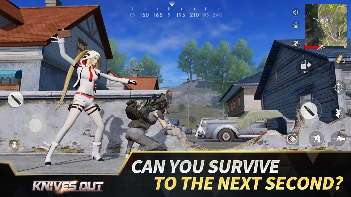 Knives Out App for iPhone - Free Download Knives Out for