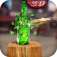 Pistol Bottle Shooter : Free Shooting Game