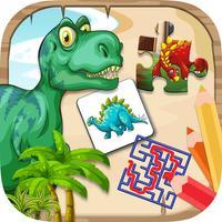 Dino mini games to play